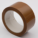 Packaging Tape Clear or Buff 48mm x 66m